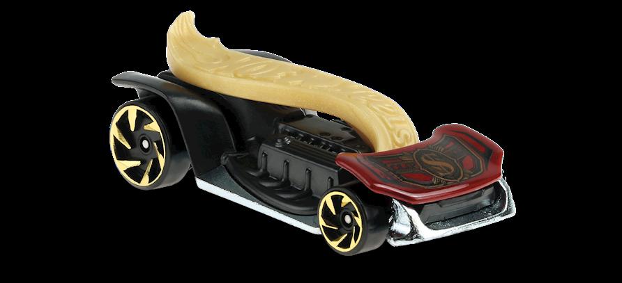 Carrinho Hot Wheels: Clip Rod - ( Experimotors) - EJ8CU