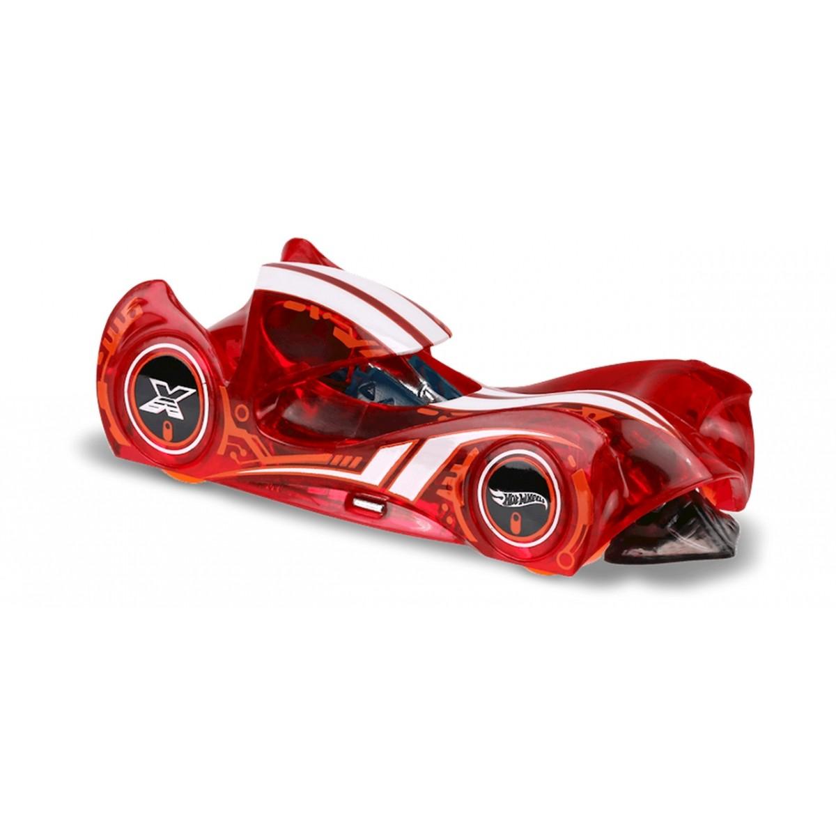 Carrinho Hot Wheels: Cloak and Dagger Vermelho