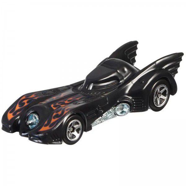 Carrinho Hot Wheels Colour Shifters: Batmóvel (Batmobile) - Mattel