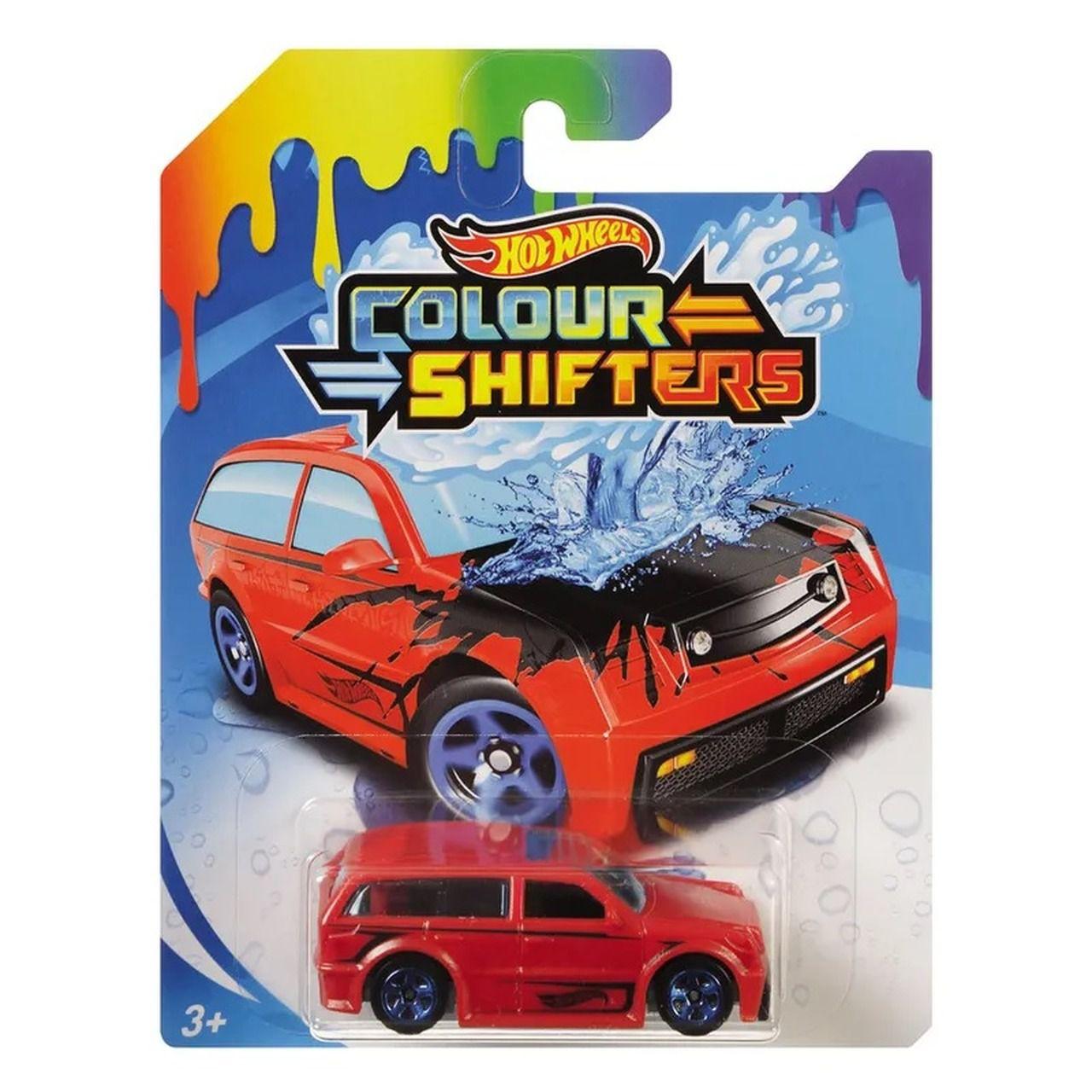 Carrinho Hot Wheels Colour Shifters: Boom Box - Mattel