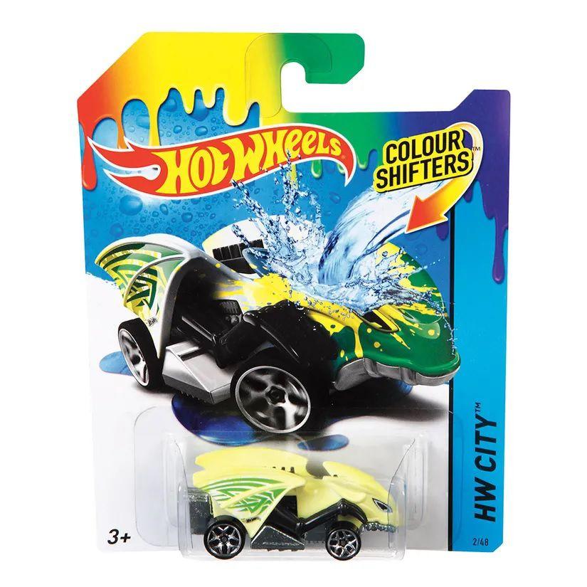 Carrinho Hot Wheels Colour Shifters: Vampyra - Mattel