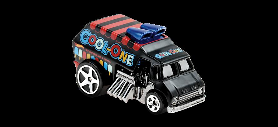 Carrinho Hot Wheels Cool-One (YIBCT) Tooned