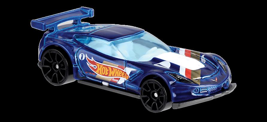 Carrinho Hot Wheels Corvette C7.R (SW5SA) - Mattel