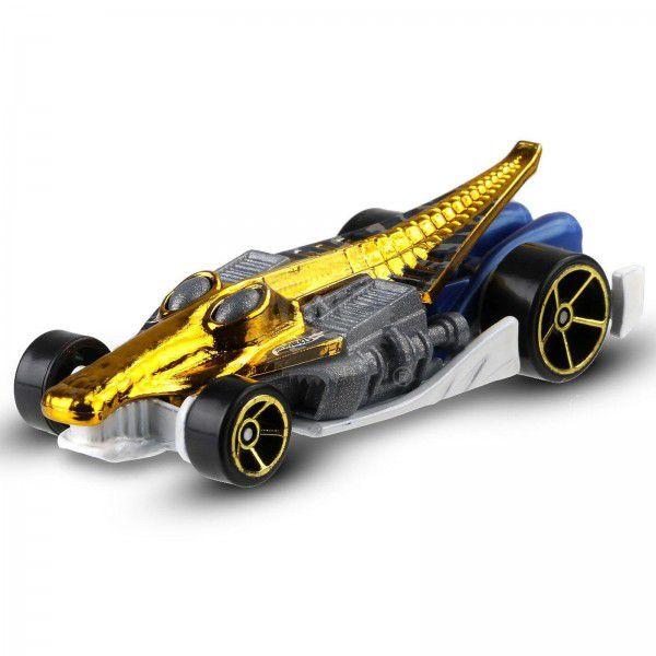 Carrinho Hot Wheels: Croc Rod (4JDRT) - Mattel