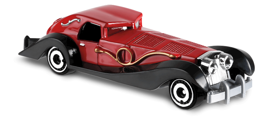 Carrinho Hot Wheels Cruella De Vil (3RIRM) - Mattel