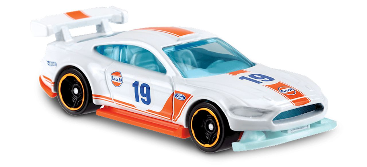 Carrinho Hot Wheels: Custom ´18 Ford Mustang GT (DZLYY) - Mattel