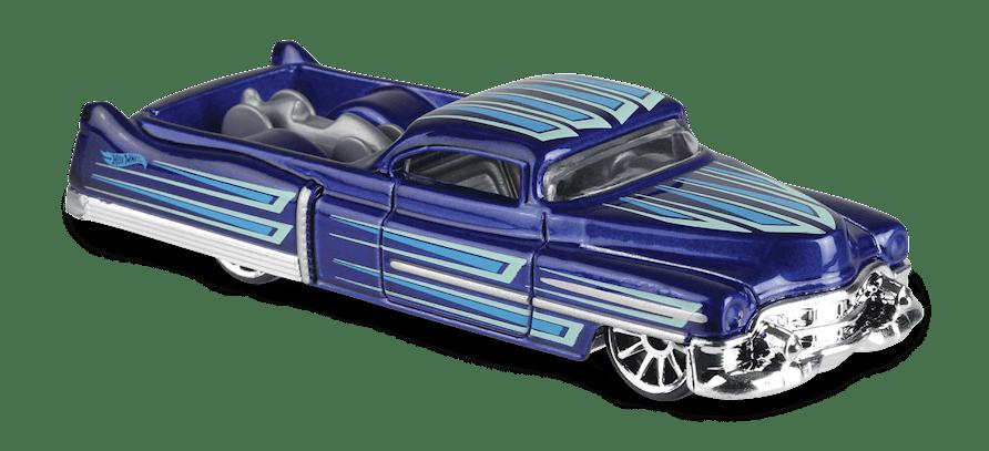 Carrinho Hot Wheels Custom '53 Cadillac (9HXB1) - Mattel