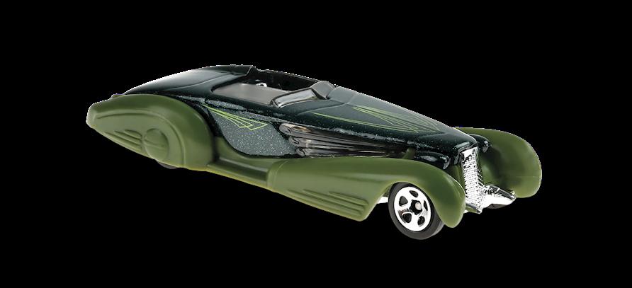 Carrinho Hot Wheels: Custom Cadillac Fleetwood - ( Rod Squad ) - NEVYM