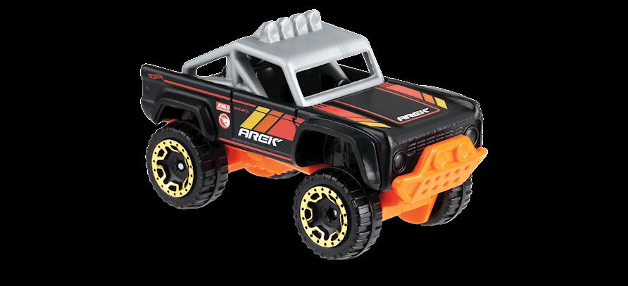 Carrinho Hot Wheels Custom Ford Bronco (XTHJG) - Mattel