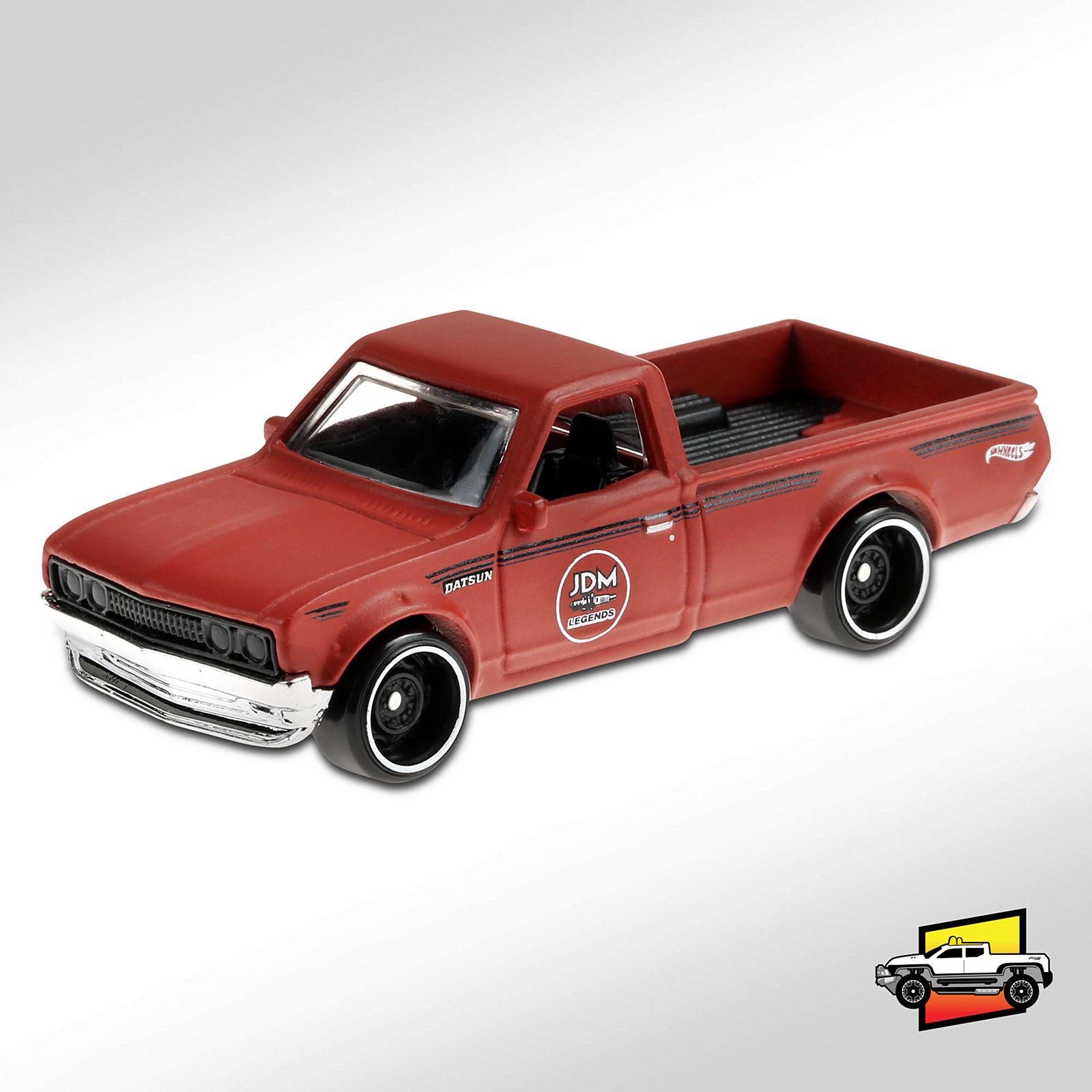 Carrinho Hot Wheels Datsun 620 (699NP) Hot Hot Trucks - Mattel