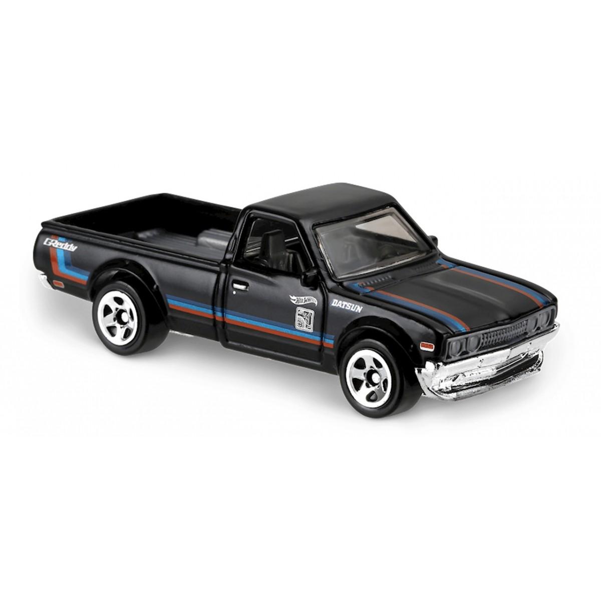 Carrinho Hot Wheels: Datsun 620 Preto
