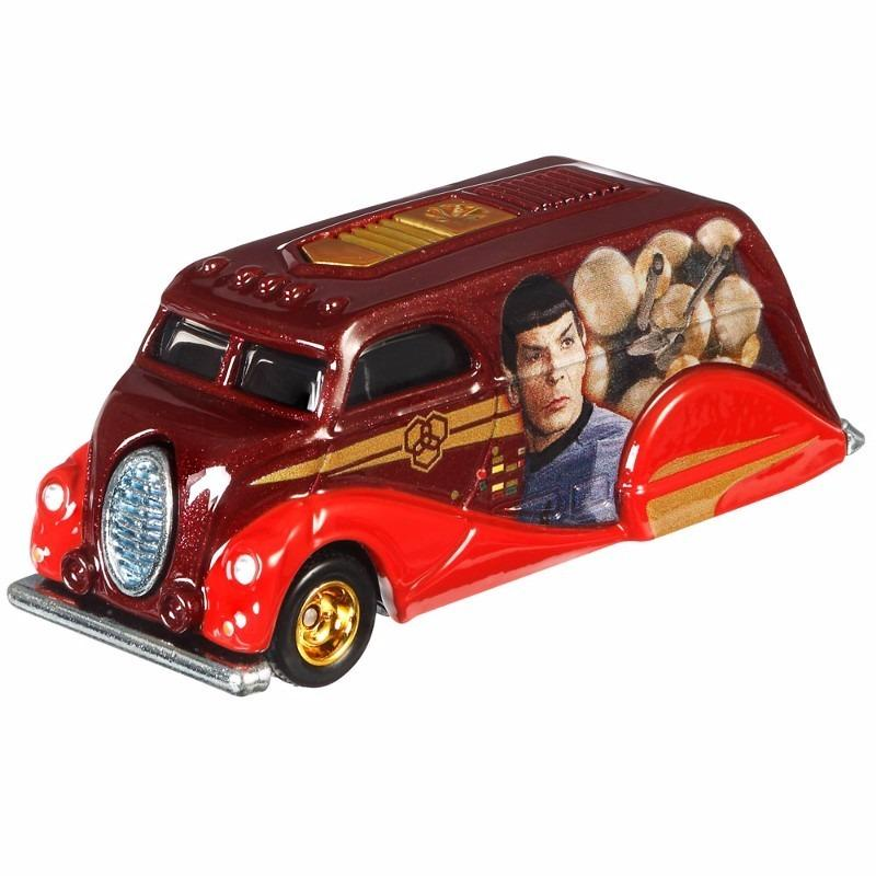 Carrinho Hot Wheels: Deco Delivery: Star Trek