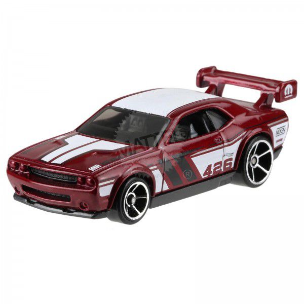 Carrinho Hot Wheels: Dodge Challenger Drift Car (I4VX8) - Mattel
