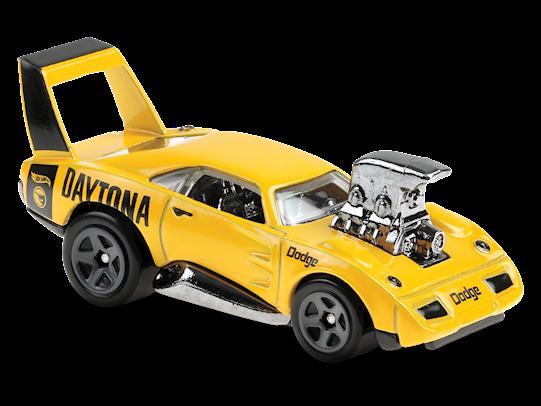 Carrinho Hot Wheels Dodge Charger Daytona (JHYOX) Tooned