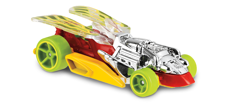 Carrinho Hot Wheels Draggin' Tail (QLAYI) - Mattel