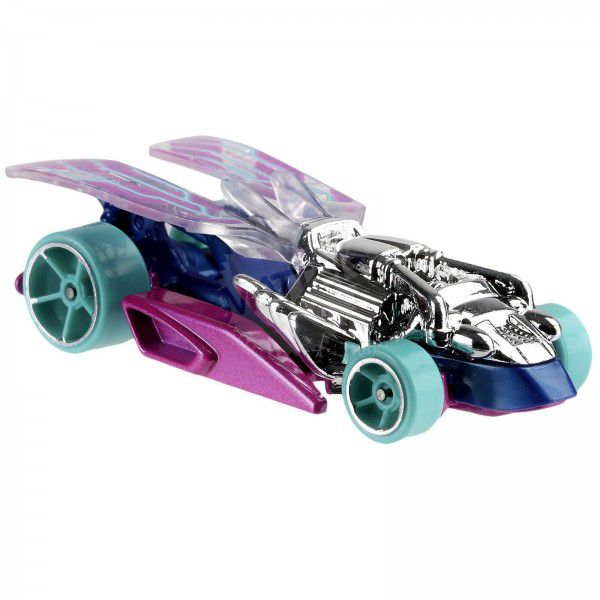 Carrinho Hot Wheels: Draggin' Tail (YO4RH) - Mattel