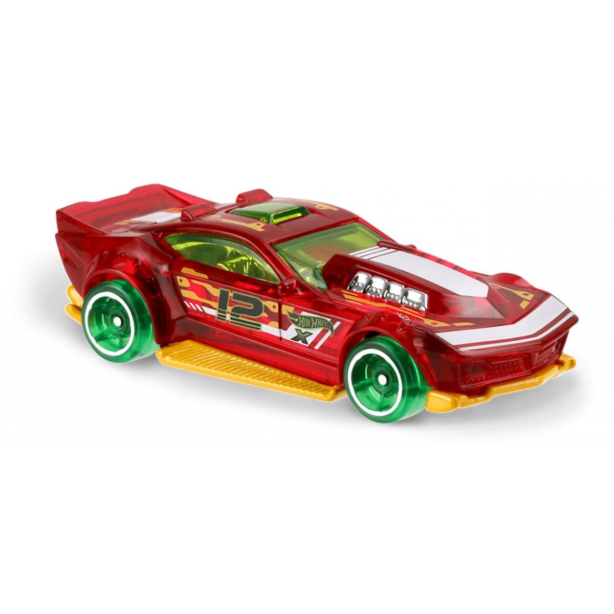 Carrinho Hot Wheels: Drift Rod Vermelho
