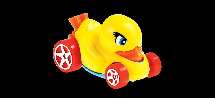 Carrinho Hot Wheels: Duck N' Roll - ( Street Beasts ) - P4C8U