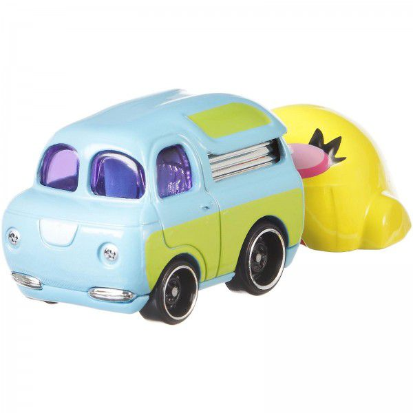 Carrinho Hot Wheels Ducky and Bunny: Toy Story 4 - Mattel