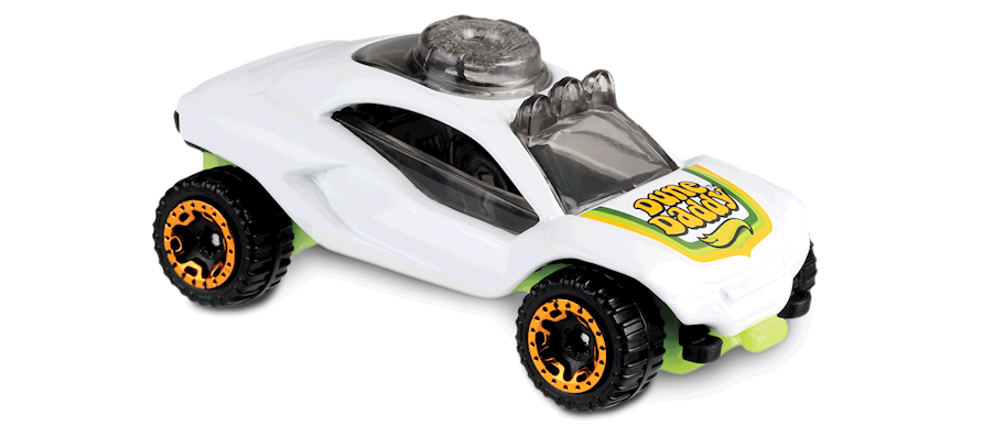 Carrinho Hot Wheels Dune Daddy (Z6XFB) - Mattel