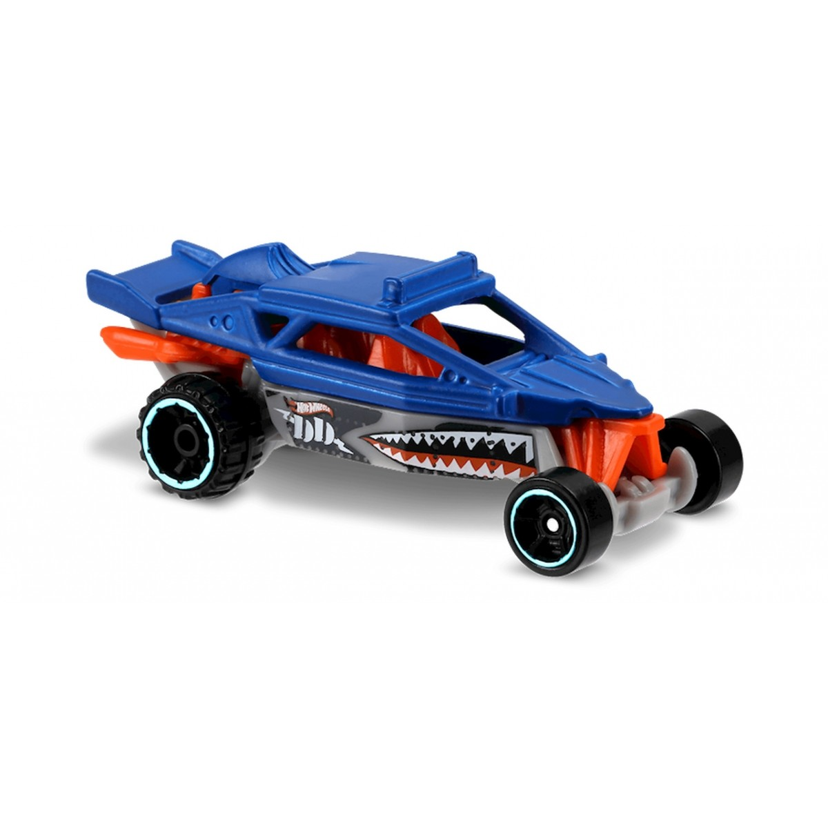 Carrinho Hot Wheels: Dune It Up Azul