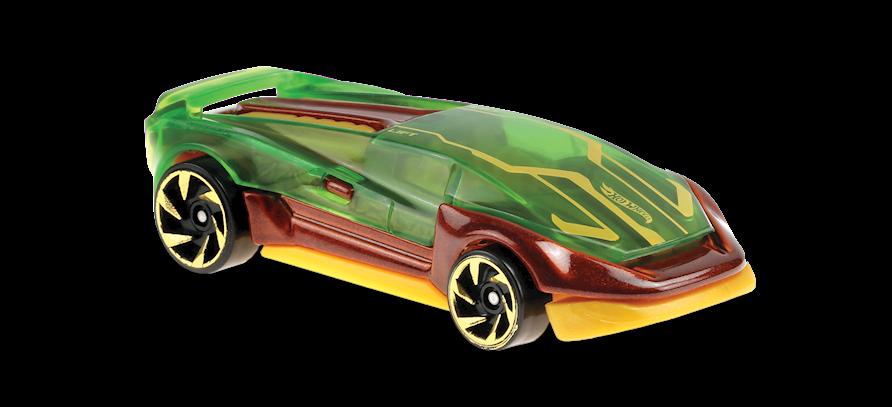 Carrinho Hot Wheels: El Viento - ( Experimotors ) - RGE8Z