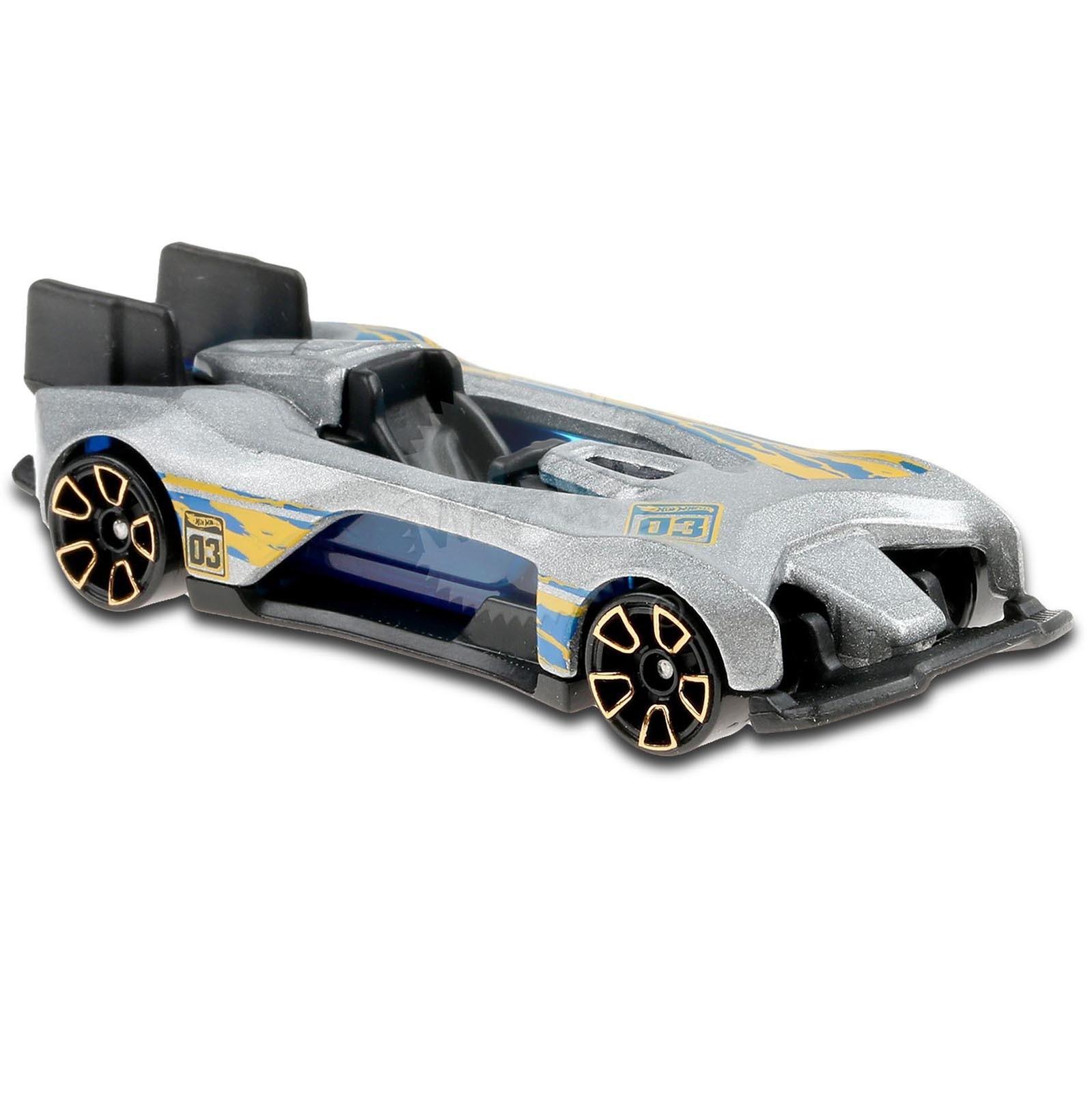 Carrinho Hot Wheels: Electro Silhouette ''Cinza'' (AR9EX) Hw Exotics - Mattel