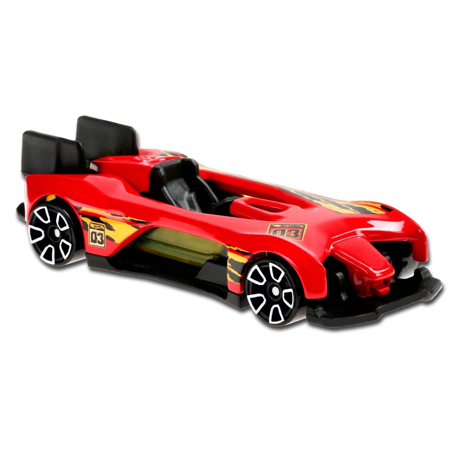 Carrinho Hot Wheels Electro Silhouette (HWN74) Hw Exotics - Mattel