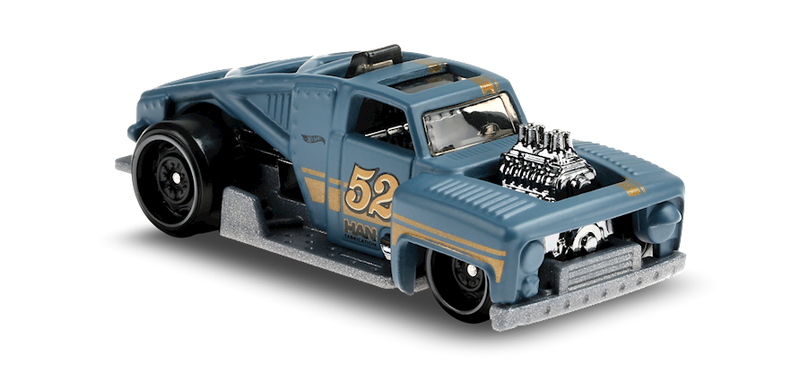Carrinho Hot Wheels: Erikenstein Rod (CMQ3W) Hw Hot Trucks  - Mattel