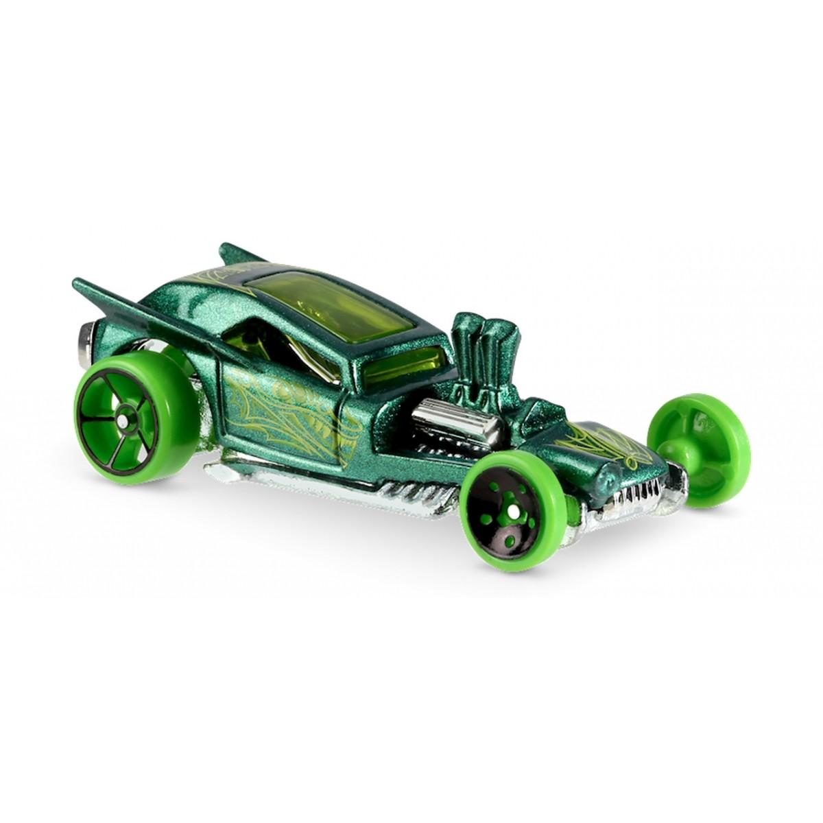 Carrinho Hot Wheels: Fangula Verde