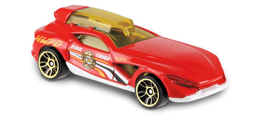 Carrinho Hot Wheels Fast Master (F2B18) - Mattel