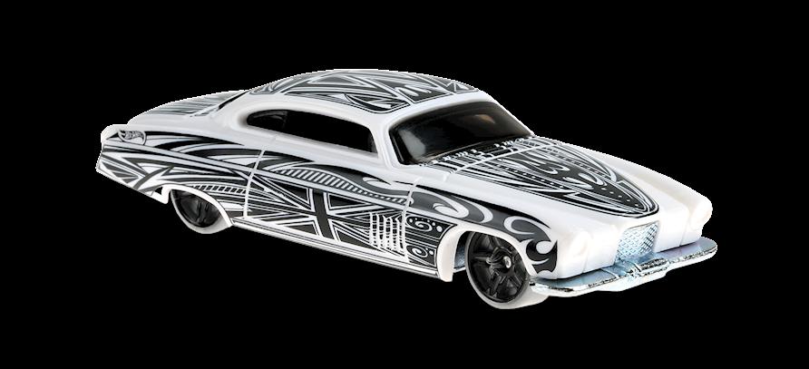 Carrinho Hot Wheels: Fish'D & Chio'D- ( Hw Art Cars ) - 4UHCQ