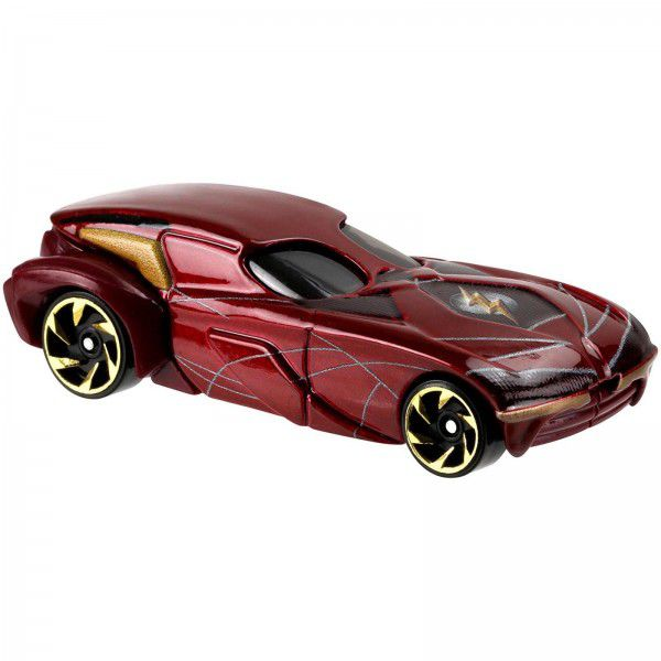 Carrinho Hot Wheels Flash: DC Comics - Mattel