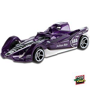 Carrinho Hot Wheels Formula e Gen 1 Car (HOWX3) Hw Race Day - Mattel