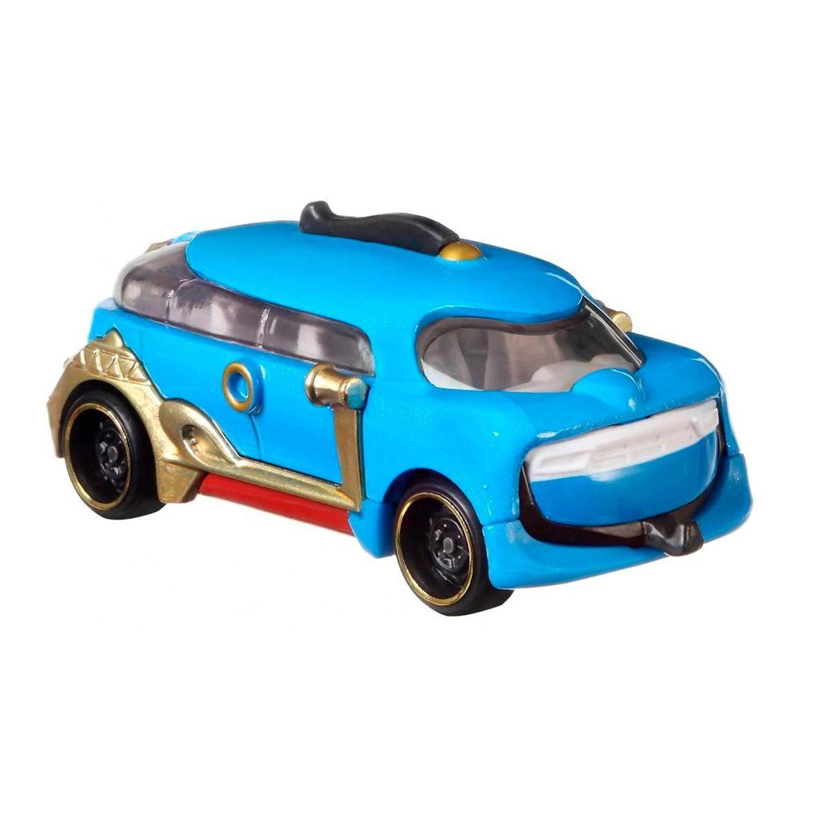 Carrinho Hot Wheels Gênio: Disney (Series 4) - Mattel