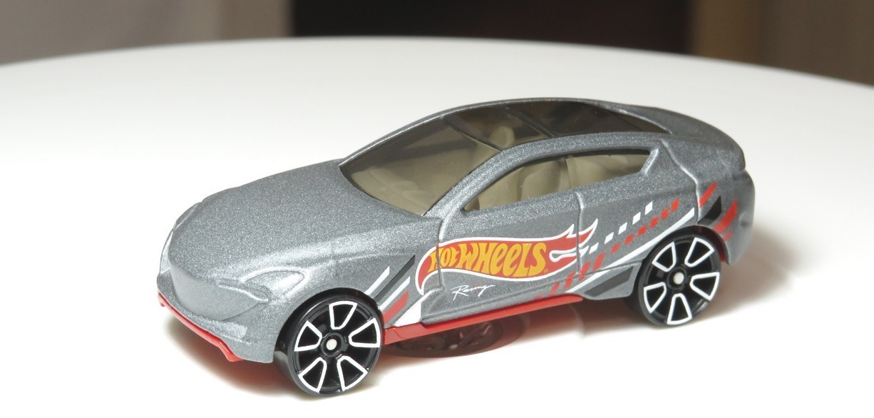 Carrinho Hot Wheels Grand Cross (PQZ5H) HW Race Team - Mattel