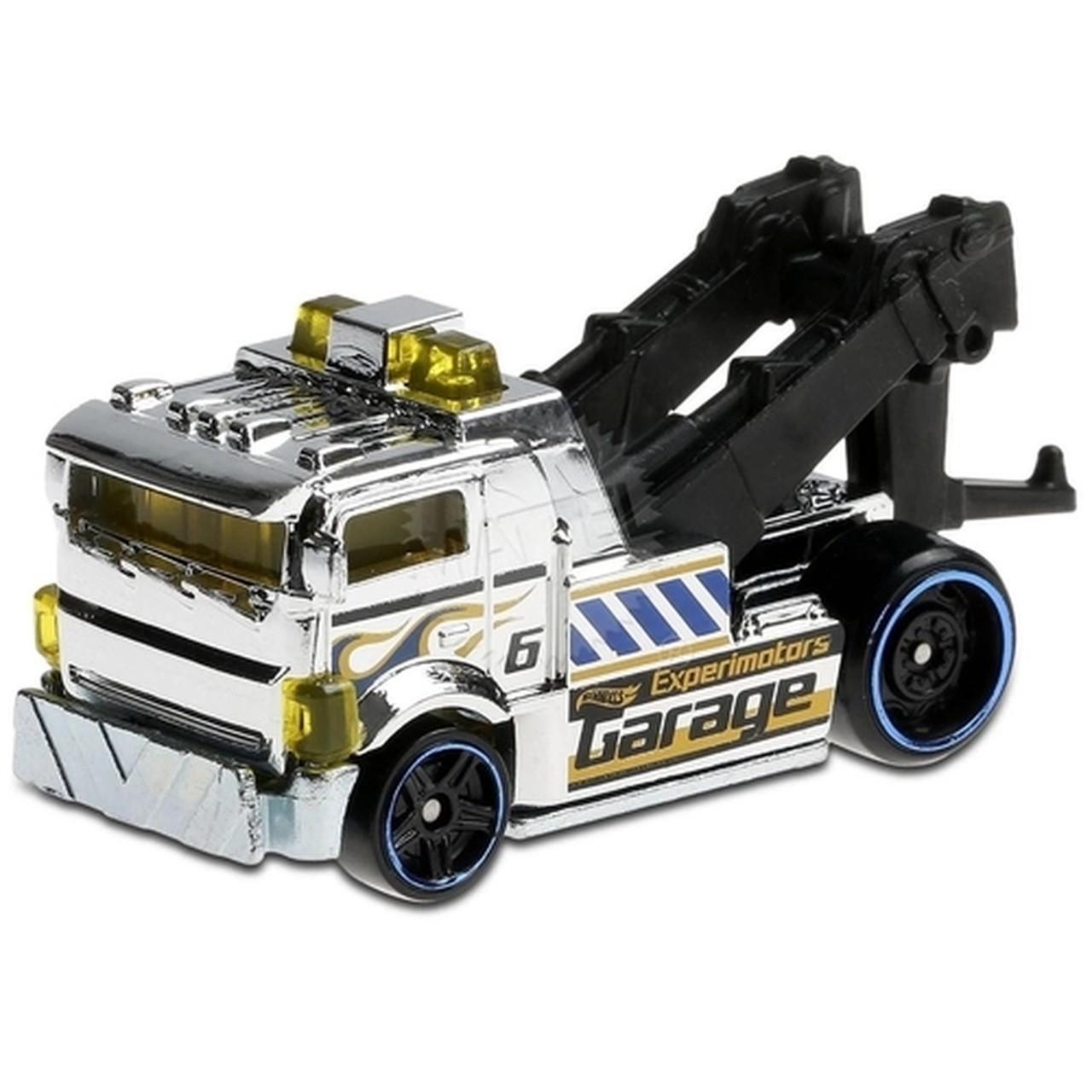 Carrinho Hot Wheels Heavy Hitcher™ (DKXWR) Experimotors