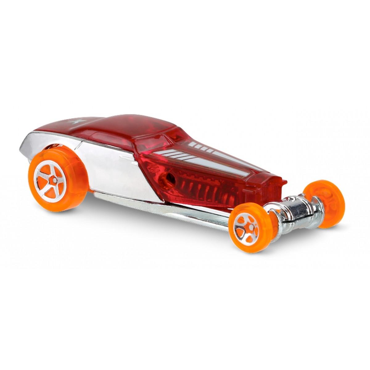 Carrinho Hot Wheels: Hi-Roller Vermelho
