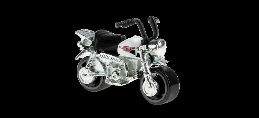 Carrinho Hot Wheels: Honda Monkey - ( Honda ) - QKDNB