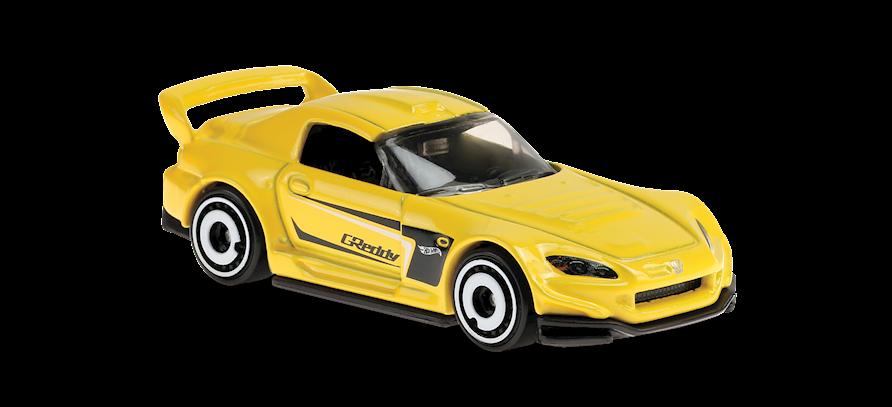 Carrinho Hot Wheels Honda S2000 (QXL4E) Honda