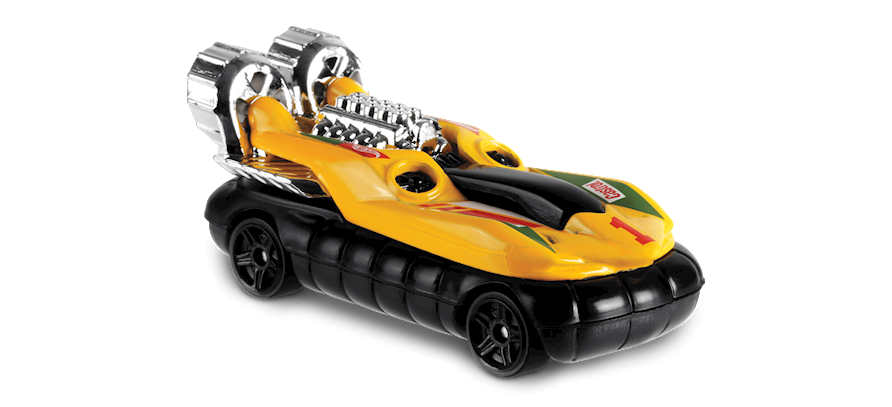 Carrinho Hot Wheels Hover Storm (KCV62) - Mattel