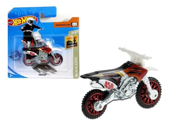 Carrinho Hot Wheels HW450F (OSLMO) Baja Blazers - Mattel