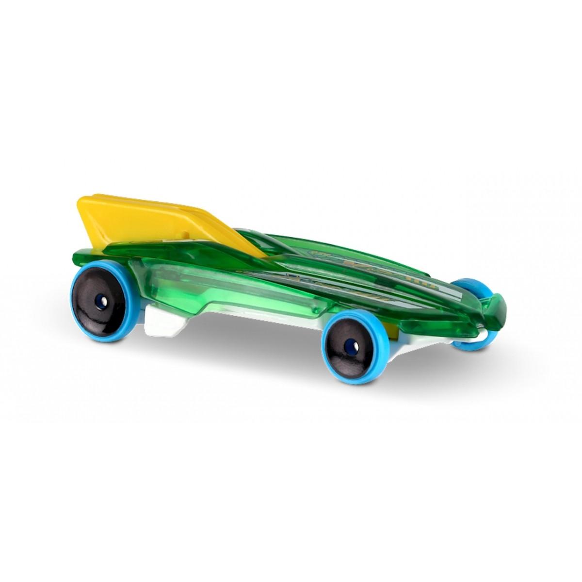 Carrinho Hot Wheels: HW Formula Solar Verde