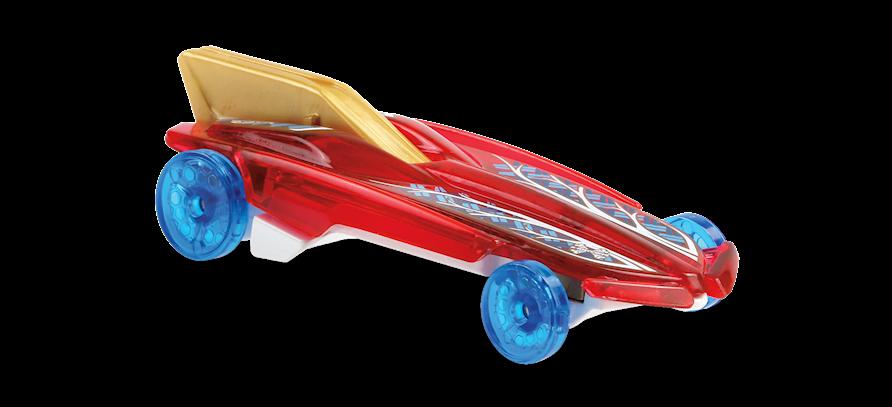 Carrinho Hot Wheels: Hw Formula Solar - ( X-Raycers ) - WISRU