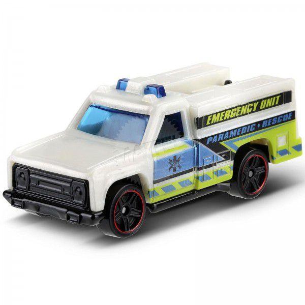 Carrinho Hot Wheels: HW Rapid Responder (U96XQ) - Mattel