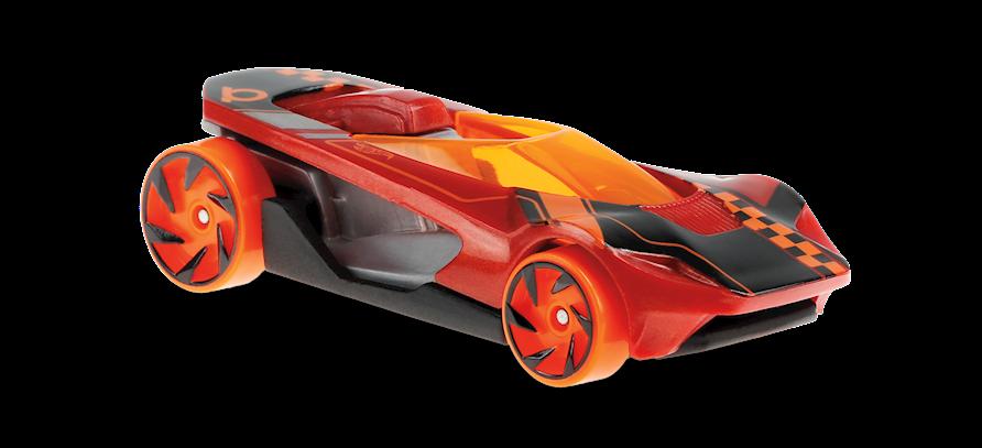 Carrinho Hot Wheels: HW Warp Speeder - (Track Stars ) - POOSK