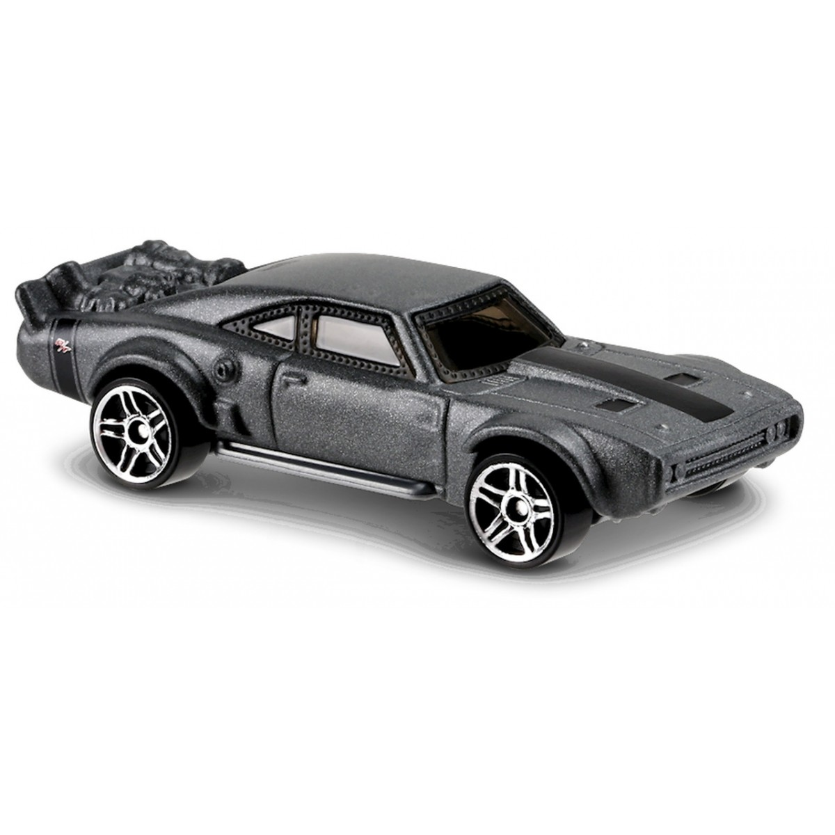Carrinho Hot Wheels: Ice Charger Chumbo