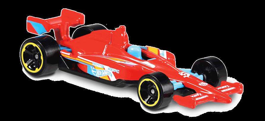 Carrinho Hot Wheels Indy 500 Oval (8E91S) - Mattel