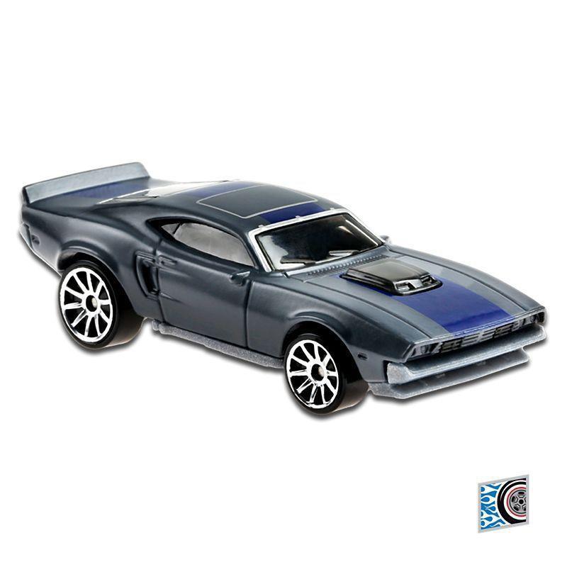 Carrinho Hot Wheels: Ion Motors Thresher (Velozes e Furiosos Spy Racers) Rod Squad - Mattel