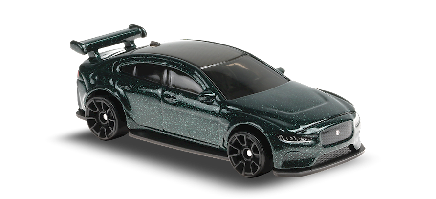 Carrinho Hot Wheels Jaguar XE SV Project 8 (QFWBF) Nightburnerz